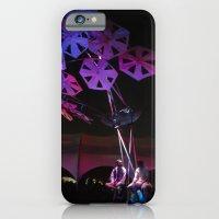 Purple Paper Ponder iPhone 6 Slim Case