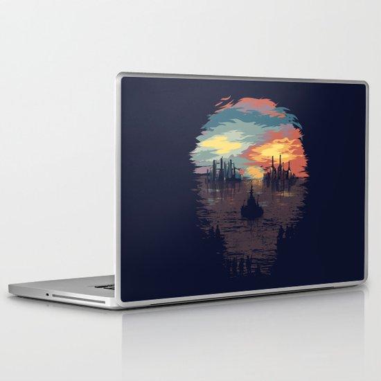 Ready for Battle Laptop & iPad Skin