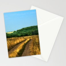Country road 14 Stationery Cards