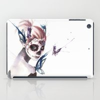Mourning iPad Case