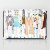 Trendy Mob iPad Case