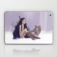 Little Feather Laptop & iPad Skin
