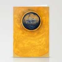 Somewhere In The Sun Stationery Cards
