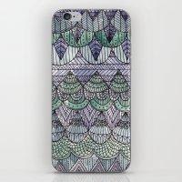 Watercolour Pattern1 iPhone & iPod Skin