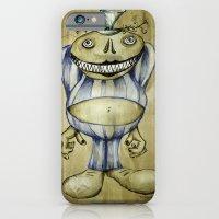iPhone & iPod Case featuring Phatty Burton-Boy  by Bili Kribbs
