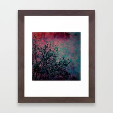 The human body is the best picture of the human soul Framed Art Print