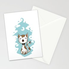 Singing Cat Stationery Cards