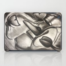 Love Brings Pretty Things iPad Case