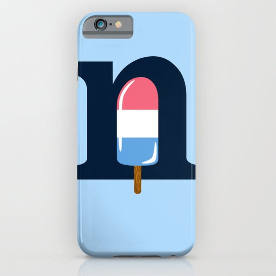 Nice cream iPhone & iPod Case