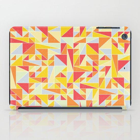 Shapes 008 iPad Case