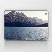 Blue Mountain Lake Laptop & iPad Skin