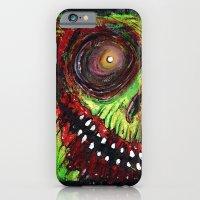 Grinning Evil iPhone 6 Slim Case