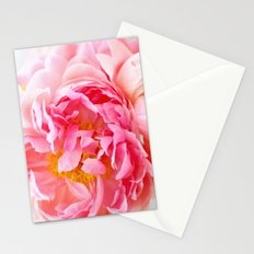 Peonies Forever II Stationery Cards