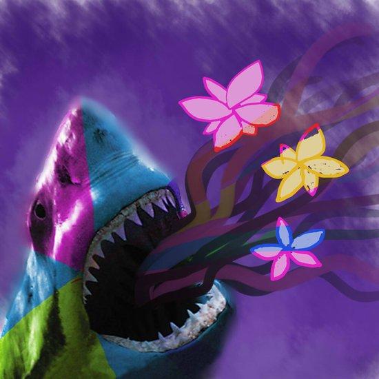 Sharknado Art Print