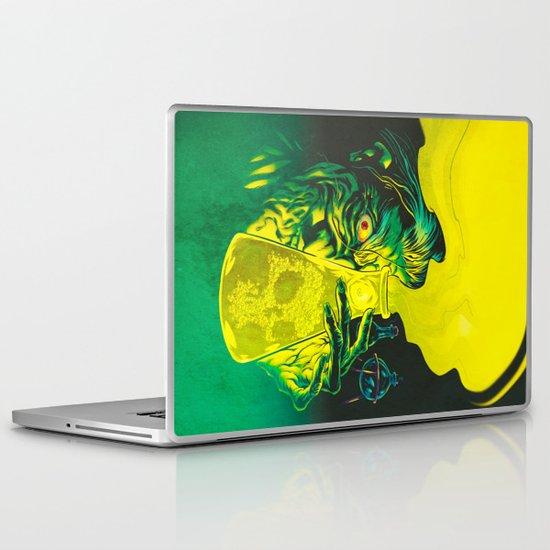 MAD SCIENCE! Laptop & iPad Skin