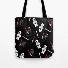 Darth-Black Tote Bag