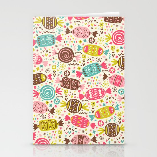 Sweeties Stationery Card