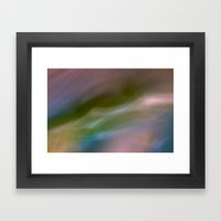 Flow V Framed Art Print