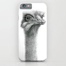 Funny Ostrich SK060 iPhone 6s Slim Case