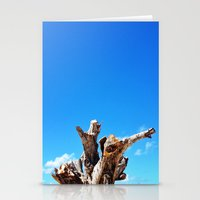 Trunk Tree Stationery Cards