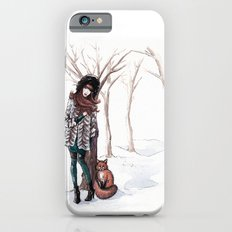 Woodland Frost Slim Case iPhone 6s