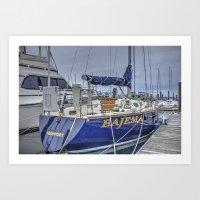 Bajema- Newport, Rhode Island Art Print