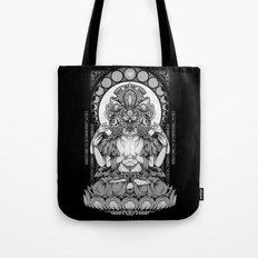Sacred Ascetic Tote Bag