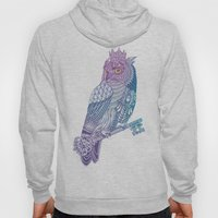 Owl King Color Hoody