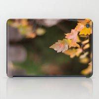 Autumn Orange iPad Case