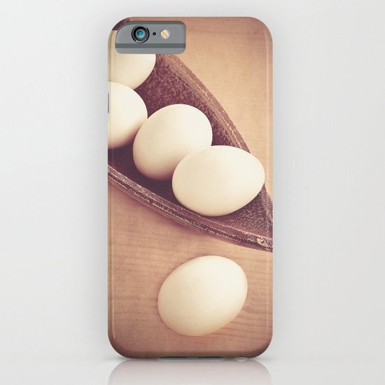 EGGS FOR BREAKFAST iPhone & iPod Case