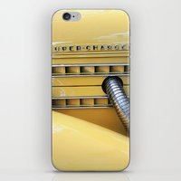 Supercharged iPhone & iPod Skin