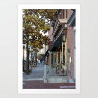 Bethlehem, PA 1 Art Print