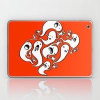 Ghosties Laptop & iPad Skin