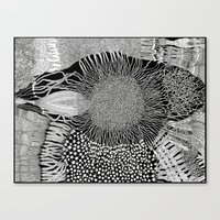 Tears from I Canvas Print