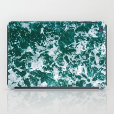 Sea Green Love iPad Case