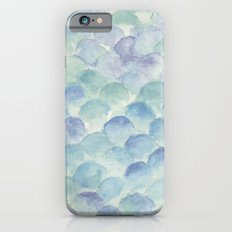 green scales iPhone 6s Slim Case