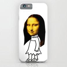 lisa simpson iPhone 6 Slim Case