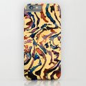 Tribal Waves  iPhone & iPod Case