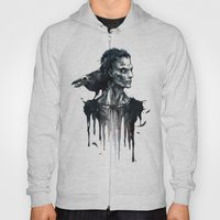 Zombie And Crow Hoody