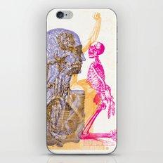 Anatomy Montage 1 iPhone & iPod Skin