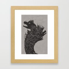 Mount Framed Art Print
