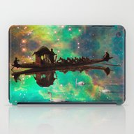THE AFRICAN BOAT IN THE … iPad Case
