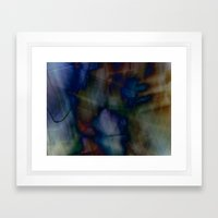 Alleyway Framed Art Print