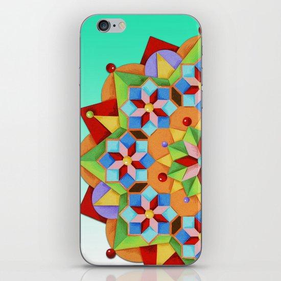 Manchester Mandala iPhone & iPod Skin