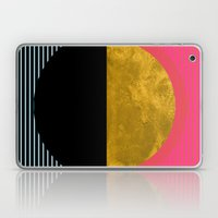 Abstract Sunset Laptop & iPad Skin