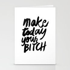 Motivation Stationery Cards