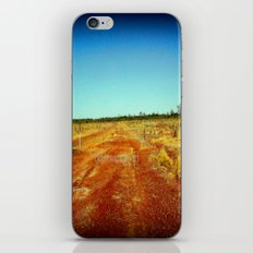 Concurry - Normonton Road - Outback Queensland iPhone & iPod Skin