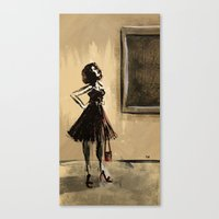 The Museum Of Modern Art Canvas Print