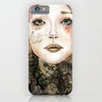 Indelicate Thorns iPhone 6 Slim Case