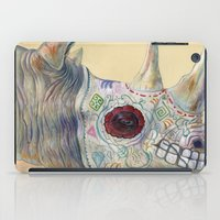 Day of the Dead Rhino iPad Case